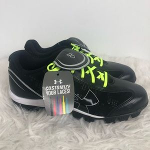 NEW Under Armour Glyde Baseball Cleats Size 7.5